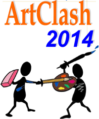 Do-All, Inc. Art Clash 2014