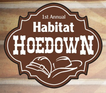Habitat Hoedown May 2, 2015