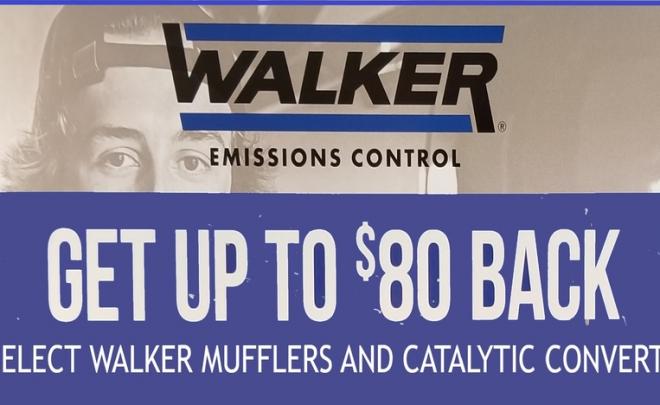 Walker Rebate