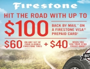 Firestone Summer Rebate 2019